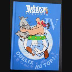 BD : Asterix Présente Obélix au Top (album IV) (C205)