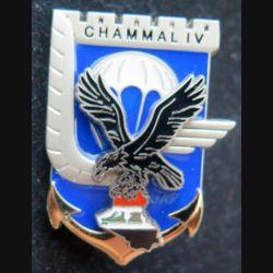 17° RGP : 17° régiment du génie parachutiste Chammal IV Fabrication IMC numéroté 037