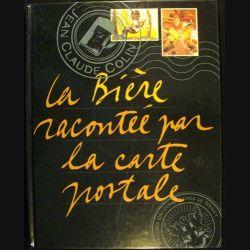 LIVRE sur la Bière racontée par la carte postale 1993 (C139)