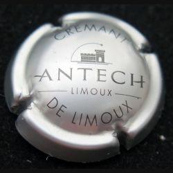 Capsule Muselet de bouteille de Crémant Antech de limoux (L3)