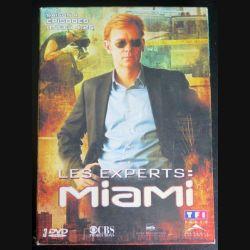 DVD : LES EXPERTS MIAMI Saison 4 (épisodes 4.13 à 4.25 3 DVD) (C207)
