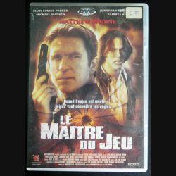 DVD : Le Maître du jeu avec Mickaël Madsen et Mary-Louise Parker (C207)