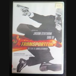 DVD : Le Transporteur avec jason Staham et Shu Qi (C207)