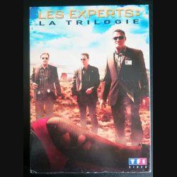 DVD : Les Experts la trilogie (C207)