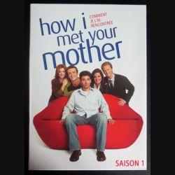 DVD : How I met your mother comment je l'ai rencontré saison1 (3 DVD) (C207)