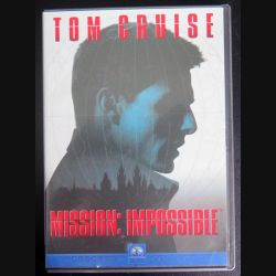 DVD : Mission impossible avec Tom Cruise (C207)