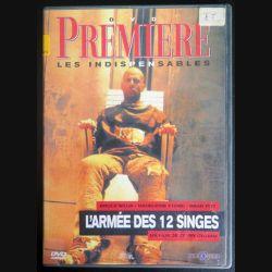 DVD : L'armée des 12 singes première les indispensables avec Bruce Willis et Brad Pitt (C207)