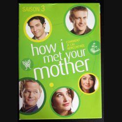 DVD : How I met your mother comment je l'ai rencontré saison 3 (3 DVD) (C207)