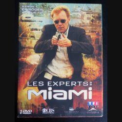 DVD : Les Experts Miami saison 4 (épisodes 4.1 à 4.12 3 DVD) (C207)