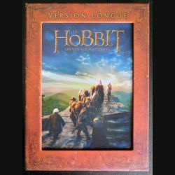 DVD : Le Hobbit  Un voyage inattendu version longue (5 DVD) (C207)