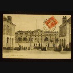 BLOIS - LA CASERNE 1910
