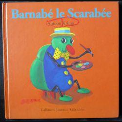 Barnabé le scarabée écrit par Antoon Krings aux éditions Hemma - F001