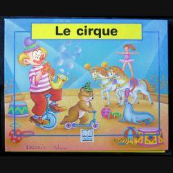 Le Cirque écrit par Renée Rahir aux éditions Hemma - F001