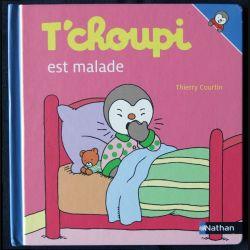 T'choupi ne veut pas se coucher écrit par Thierry Courtin aux éditions Nathan - F001