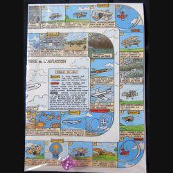Jeu de l'oie Air Inter l'histoire de l'aviation (neuf sous blister) Editions Tyco
