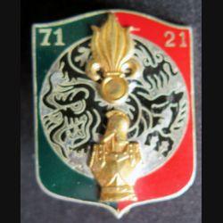71 - 21° BGL : 71 - 21° Bataillon de génie légion de fabrication Drago R 76 attache soudée