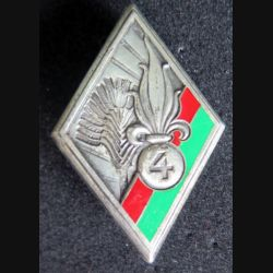 4° REI : 2° bataillon du 4° régiment étranger d'infanterie Madagascar Drago Paris R78 retirage
