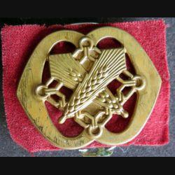 Insigne de béret de l'armée hollandaise