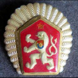 Insigne de col de l'armée hollandaise