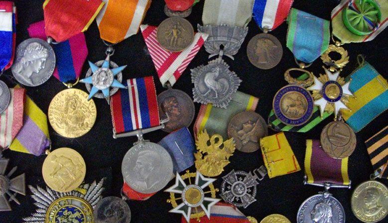 Ordres et décorations
